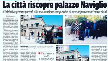 Progetto ristrutturazione Palazzo Naviglio | prontocasaenergy.it
